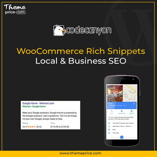 WooCommerce Rich Snippets – Local & Business SEO