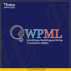 WordPress Multilingual String Translation Addon