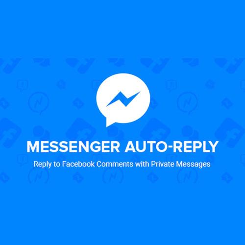 facebook messenger auto reply 1