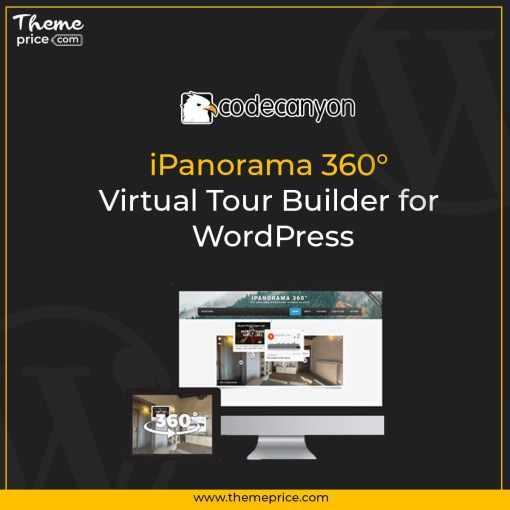 iPanorama 360° – Virtual Tour Builder for WordPress
