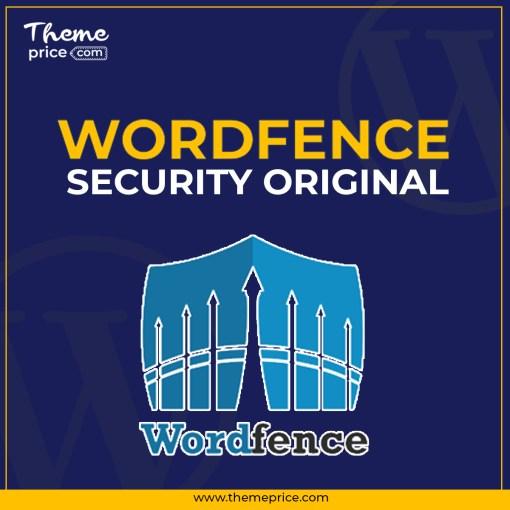 Wordfence Security – Original Version