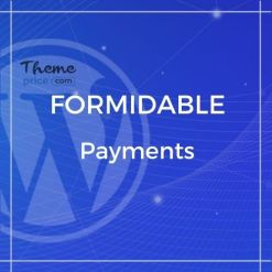 Formidable Forms – Payments Add-On
