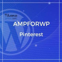 Pinterest for AMP