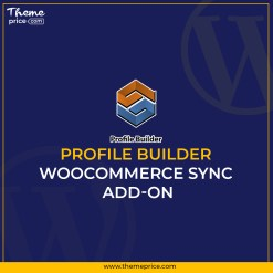 Profile Builder – WooCommerce Sync Add-on