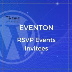 EventOn RSVP Events Invitees Add-on