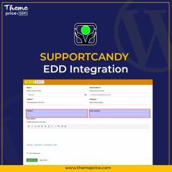 SupportCandy EDD Integration
