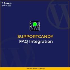 SupportCandy FAQ Integration