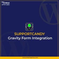 SupportCandy Gravity Form Integration
