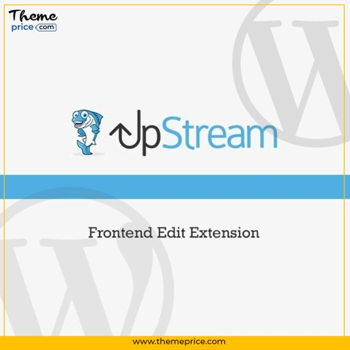 UpStream Frontend Edit Extension