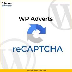 WP Adverts – reCAPTCHA
