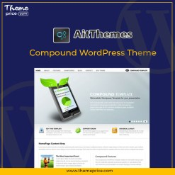 Compound WordPress Theme