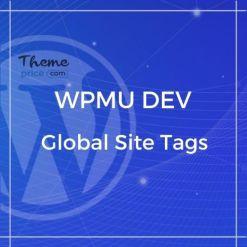WPMU DEV Global Site Tags
