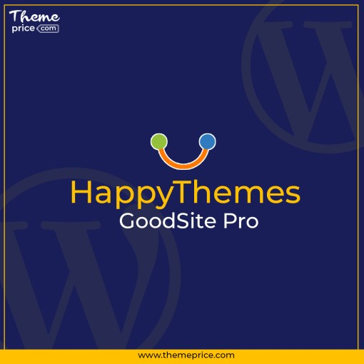 HappyThemes GoodSite Pro