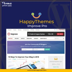 HappyThemes Improve Pro