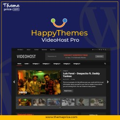 HappyThemes VideoHost
