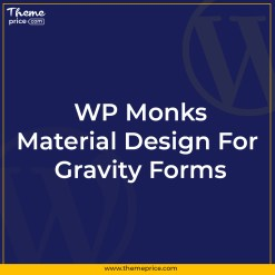 Material Design For Gravity Forms