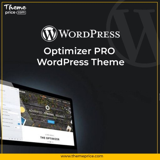 Optimizer PRO WordPress Theme