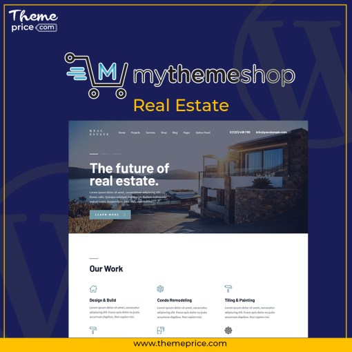 Real Estate by MyThemeShop