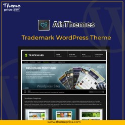 Trademark WordPress Theme