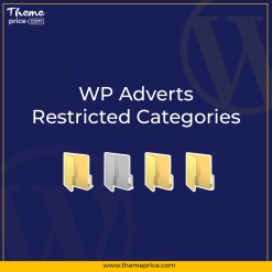 WP Adverts – Restricted Categories
