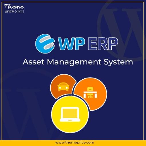 WP ERP Asset Management System