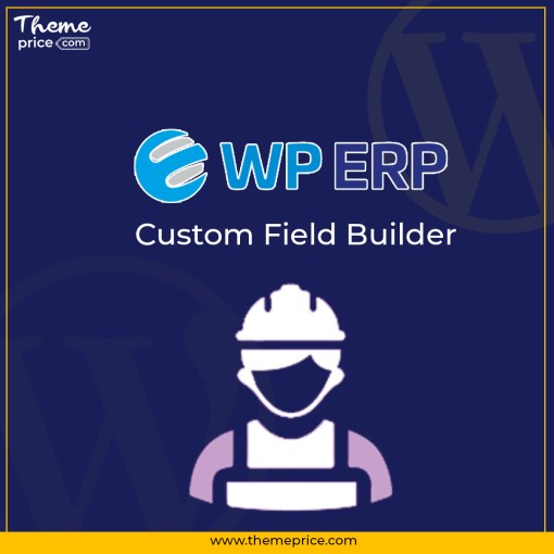 WP ERP Custom Field Builder
