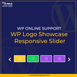 WP Logo Showcase Responsive Slider