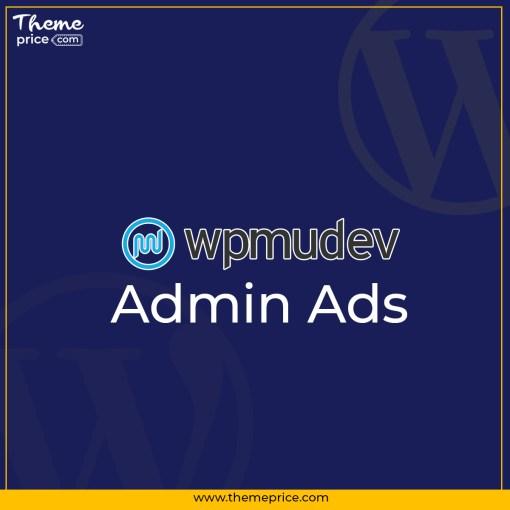 WPMU DEV Admin Ads