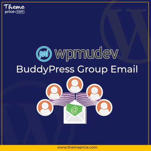 WPMU DEV BuddyPress Group Email