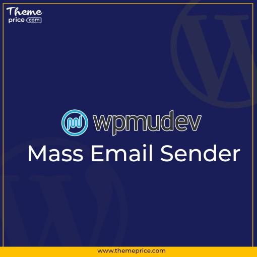 WPMU DEV Mass Email Sender