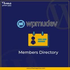 WPMU DEV Members Directory