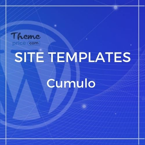 Cumulo – Multipurpose HTML Theme