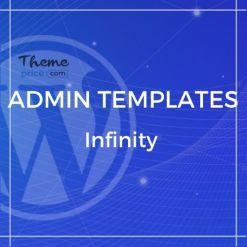 Infinity – Responsive Web App Kit