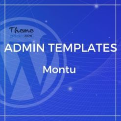 Montu – Social Music Sharing Platform PSD Template