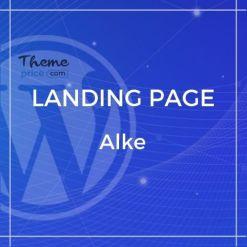 Alke – Minimal Creative Portfolio Template