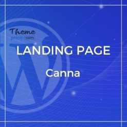 Canna – Creative Multi-Purpose HTML by DeoThemes