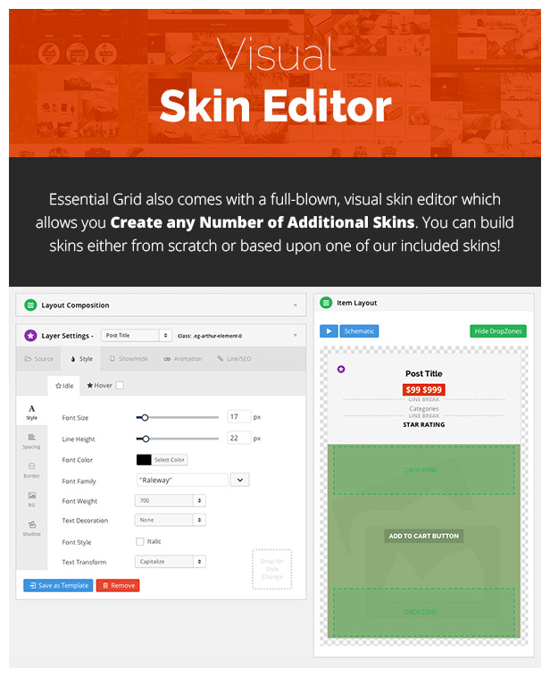 Essential Grid WordPress Plugin 5