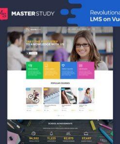 Masterstudy Education LMS WordPress Theme