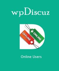 wpDiscuz Online Users