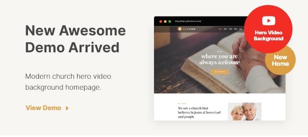 Video Homepage
