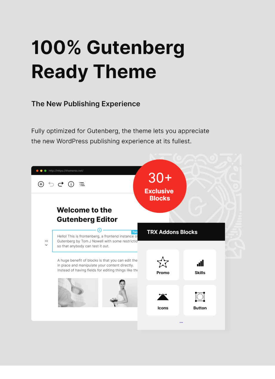 Aldo | WordPress theme for the Gutenberg blog - 4