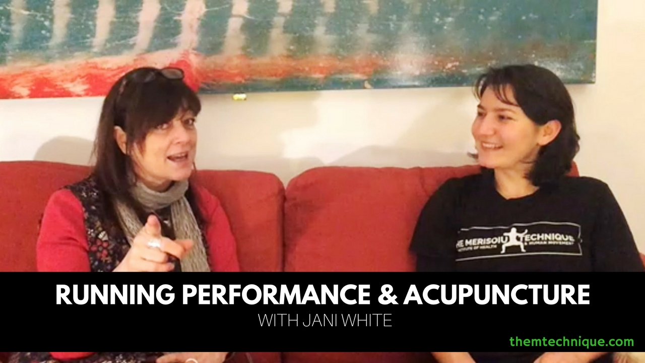 Running-Performance-And-Acupuncture-With-Jani White