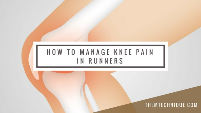 How-To-Manage-Knee-Pain-In-Runners