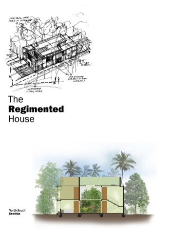 The Regimented House_B_Drawings 05