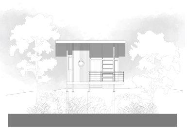 03_Cabin-front-elevation