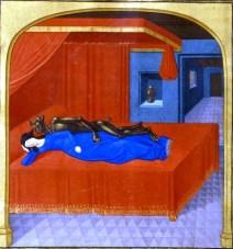 concepimento di merlino 1450