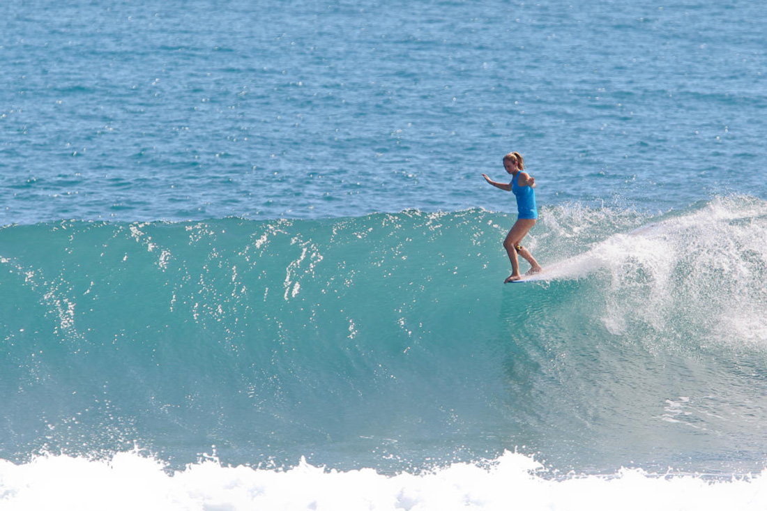 Rachel Tilly looking for her 2nd World Title in Taiwan, Photo by WSL/Hain