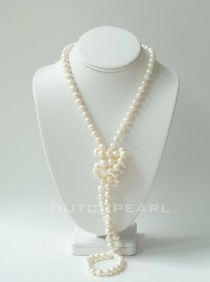 Pearl necklace, by dutchpearl on etsy.com