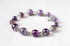 Bracelet, by skyejuice on etsy.com