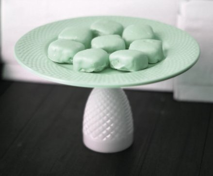 Cake stand, by TheRocheStudio on etsy.com